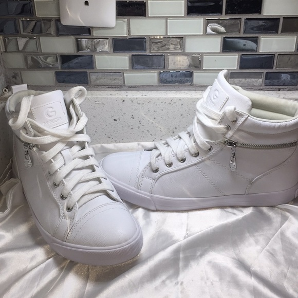 G by Guess Shoes | G By Guess White